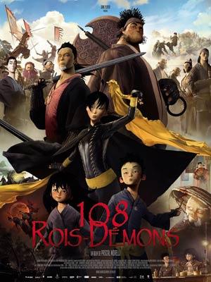 affiche du film 108 Rois-Démons