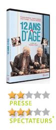 12 ans d'Âge de Frédéric Proust - En DVD, Blu-Ray et VOD