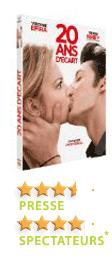 20 ans d'écart de David Moreau. - En DVD, Blu-Ray