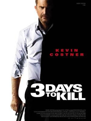 affiche du film 3 Days To Kill