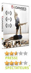 5 Dances d'Alan Brown - En DVD