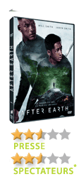 After Earth de M. Night Shyamalan - En DVD, Blu-Ray