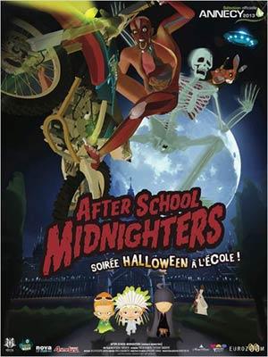 affiche du film After School Midnighters