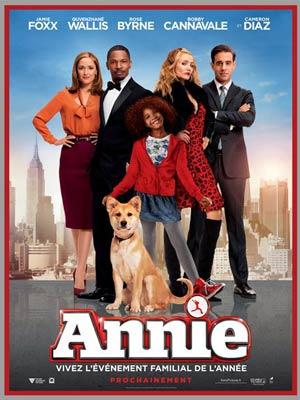 affiche du film Annie