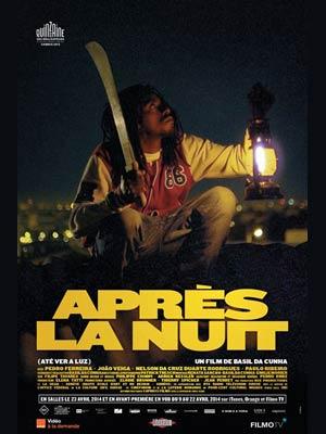 affiche du film Après la nuit ( ATÉ VER A LUZ )
