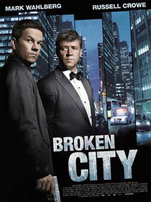 affiche du film Broken City