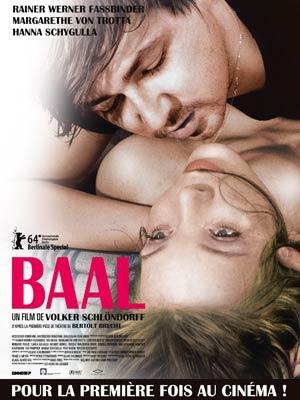 affiche du film Baal (1969)