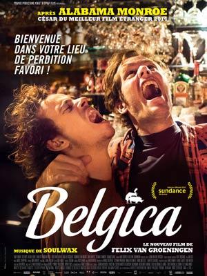 affiche du film Belgica
