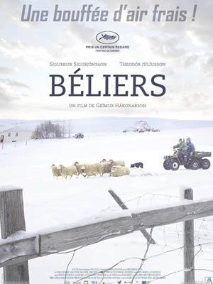 affiche du film Béliers (Rams)