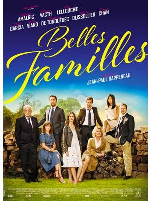 affiche du film Belles Familles