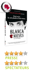Blancanieves de Pablo Berger - En DVD, Blu-Ray et VOD