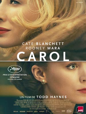 affiche du film Carol