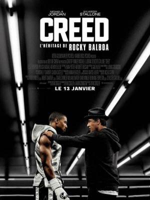 affiche du film Creed - L'Héritage de Rocky Balboa