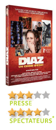 Diaz - Un crime d'État de Daniele Vicari - En DVD et VOD