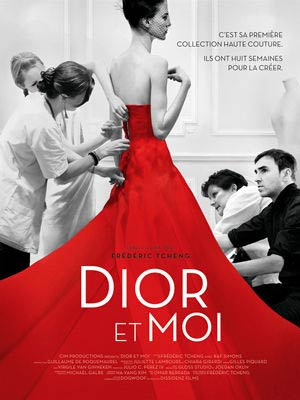 affiche du film Dior et Moi