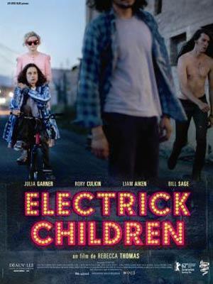 affiche du film Electrick Children