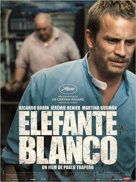 affiche du film Elephante Blanco