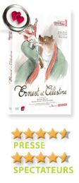 Ernest et Célestine de Benjamin Renner, Vincent Patar et Stéphane Aubier - En DVD, Blu-Ray et VOD