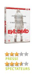 Evil Dead de Fede Alvarez - En DVD, Blu-Ray