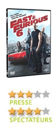 Fast & Furious 6 de Justin Lin - En DVD, Blu-Ray et VOD