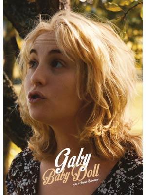 affiche du film Gaby, Baby Doll