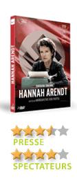 Hannah Arendt de Margarethe von Trotta - En DVD et VOD