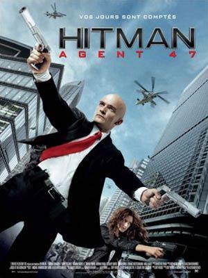 affiche du film Hitman : Agent 47