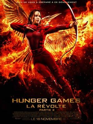 affiche du film Hunger Games - La Révolte Partie 2 (The Hunger Games : Mockingjay part 2)