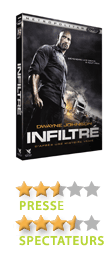 Infitré de Ric Roman Waugh - En DVD, Blu-Ray