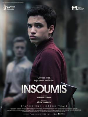 affiche du film Insoumis