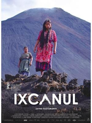 affiche du film Ixcanul - Volcan