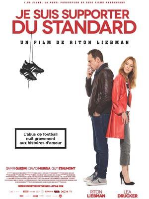 affiche du film Je suis supporter du Standard
