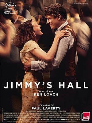 affiche du film Jimmy's Hall