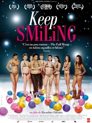 affiche du film Keep Smiling