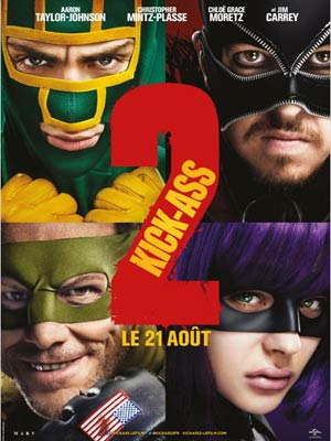 affiche du film Kick-Ass 2