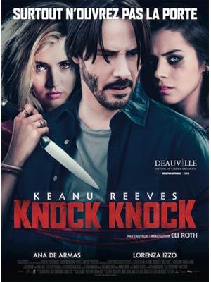 affiche du film Knock Knock