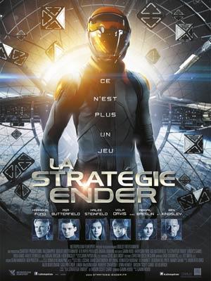 affiche du film La Stratégie Ender