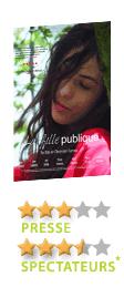 La Fille Publique de Cheyenne Carron - En DVD
