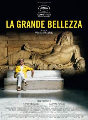 affiche du film La Grande Bellezza