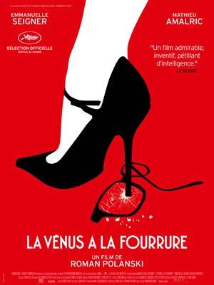 affiche du film La Vénus à la fourrure