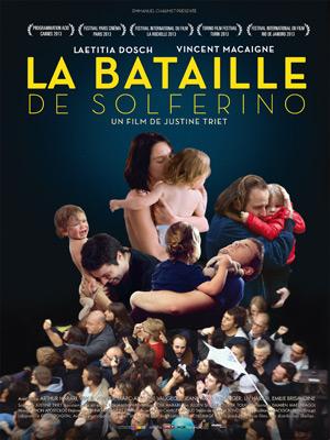 affiche du film La bataille de Solferino