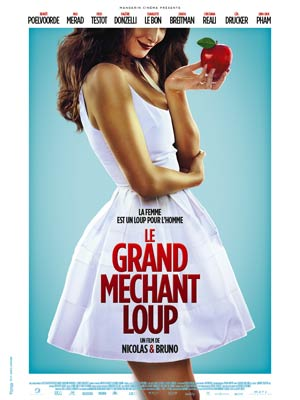affiche du film Le Grand Méchant Loup