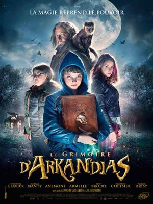 affiche du film Le Grimoire d'Arkandias
