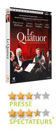 Le Quatuor d'Yaron Zilberman - En DVD, Blu-Ray