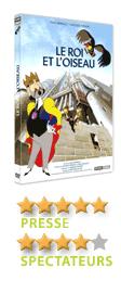 Le Roi et l'oiseau - Film restauré - mars 1980 de Paul Grimault - En DVD, Blu-Ray
