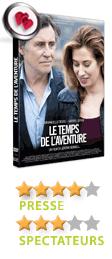 Le Temps de l'aventure de Jérôme Bonnell - En DVD et VOD