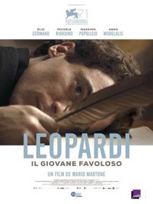 affiche du film Leopardi, Il Giovane Favoloso