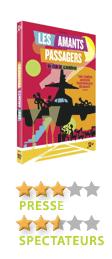 Les Amants passagers de Pedro Almodóvar - En DVD, Blu-Ray et VOD