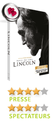 Lincoln de Steven Spielberg - En DVD, Blu-Ray et VOD