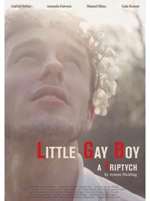 affiche du film Little Gay Boy